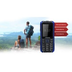 Telefon Vordon RG2 Blue-Black