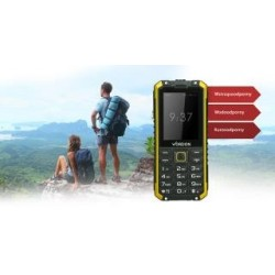 Telefon Vordon RG2 Yellow-Black