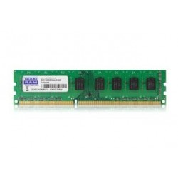 Pamięć DDR3 GOODRAM 4GB/1333MHz PC3-10600 CL9 512x8 Single Rank