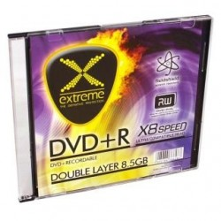DVD+R Extreme DL 8X 8,5GB (Slim 1)