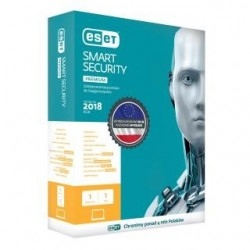 ESET Smart Security PREMIUM, 24 m-cy, BOX