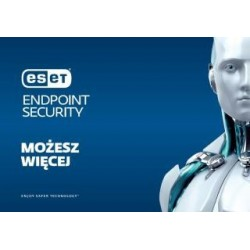 ESET Endpoint Security Client 5 user, 12 m-cy, upg, BOX