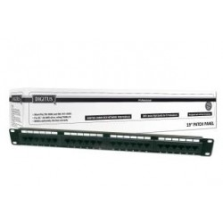 "Patch panel UTP Digitus 19"" 24x RJ45 kat.6 1U"