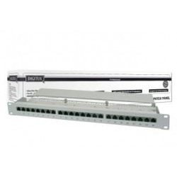 "Patch panel Digitus 19"" 24x RJ45 S/FTP kat.6 1U"