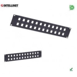 Patch panel Intellinet 24 porty, otwarty I-KS PP-24-BK