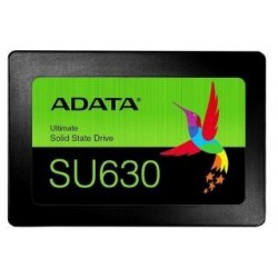 "Dysk SSD ADATA Ultimate SU630 240GB 2,5"" SATA3 (520/450 MB/s) 7mm, 3D QLC / Black Retail"