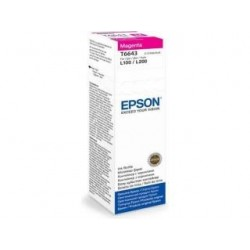 Atrament magenta w butelce 70ml do Epson L100/L200/L210/L355