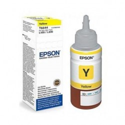 Atrament yellow w butelce 70ml do Epson L100/L200/L210/L355