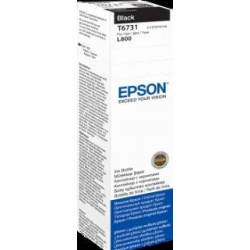 Atrament czarny w butelce 70 ml (T6731) do Epson L800/L850/L800/L850