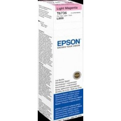Atrament light magenta w butelce 70 ml (T6736) do Epson L800/L850/L800/L850