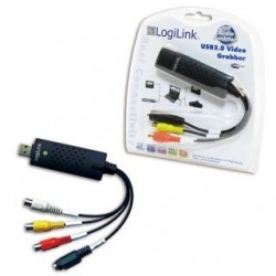 Grabber Audio Video LogiLink VG0001A USB 2.0