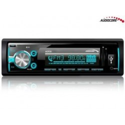 Radioodtwarzacz Audiocore AC9720 MP3/WMA/USB/RDS/SD ISO Bluetooth Multicolor