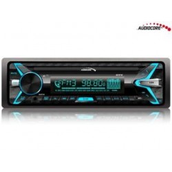 Radioodtwarzacz Audiocore AC9710 MP3/WMA/USB/RDS/SD ISO Panel Bluetooth Multicolor