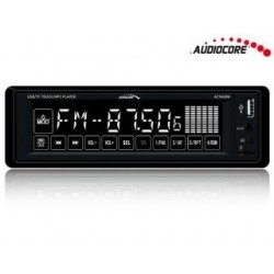 Radioodtwarzacz Audiocore AC9600W MP3/WMA/USB/SD RDS/Bluetooth handsfree + pilot