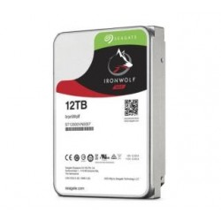 Dysk SEAGATE IronWolf™ 12TB ST12000VN0007 7200 256MB SATA III NAS