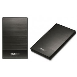 "Dysk zewnętrzny Silicon Power Diamond D05 500GB 2.5"" USB3.0 Metallic Gray"
