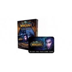 World of Warcraft Pre-paid 60 dni