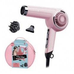 Suszarka do włosów Remington Retro Pink Lady D4110OP | 2000W