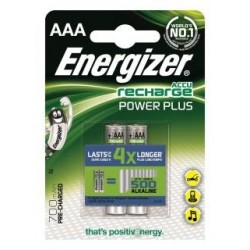 Akumulator Energizer Precharged AAA Power Plus 700mAh 2 szt. Blister