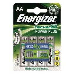 Akumulator Energizer Precharged AA Power Plus 2000mAh 4 szt. Blister