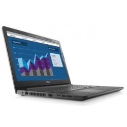 "Notebook Dell Vostro 3568 15,6""FHD/i5-7200U/8GB/SSD256GB/iHD620/10PR Black"