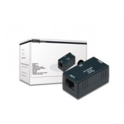 Adapter PoE Digitus FastEthernet 10/100Mbps pasywny DC 5.5mm