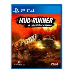 SPINTIRES: MUD RUNNER (PS4)