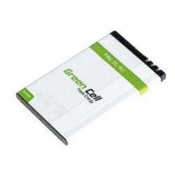 Bateria Green Cell do Nokia BL-4U BL4U 1000mAh 3,7V