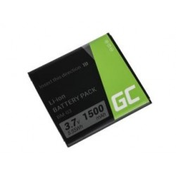 Bateria Green Cell do myPhone C-Smart Funky 1500mAh 3.7V