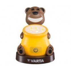 Lampka nocna VARTA Paul the Bear LED5mm