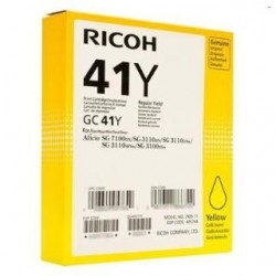 Ricoh Print Cartridge GC 41Y