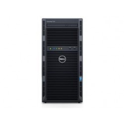 Serwer Dell PowerEdge T130 E3-1220v6/8GB/2x1TB/S130/3Y NBD
