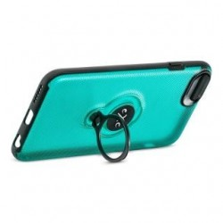 Etui na iPhone 6Plus eXc MAGNETIC transparentno-niebieskie