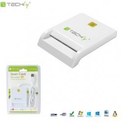 Czytnik Techly USB 2.0 Kart / Smart Card
