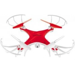 Dron Overmax 3.1 plus z kamera 34cm Red