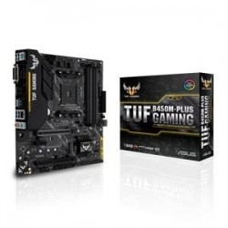 Płyta Asus TUF B450-PLUS GAMING/AMD B450/SATA3/M.2/USB3.1/PCIe3.0/AM4/ATX