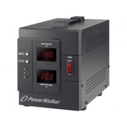 Stabilizator napięcia AVR Power Walker 230V, 1500VA 2xPL OUT