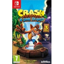 Crash Bandicoot N. Sane Trilogy (NSwitch)