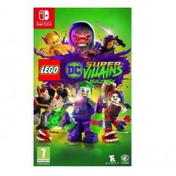 LEGO DC Super Villains (Super Złoczyńcy) (NSwitch)