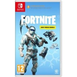 Fortnite: Deep Freeze Bundle (Zestaw Polarne Mrozy) (NSwitch)