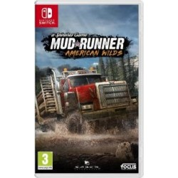 SpinTires: Mudrunner American Wilds Edition (NSWITCH)