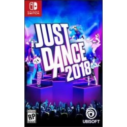 Just Dance 2018 (NSWITCH)