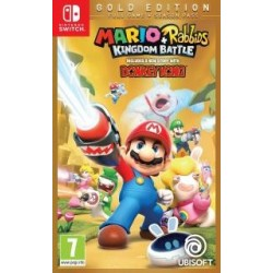 Mario+Rabbids Kingdom Battle - Edycja Gold (NSWITCH)