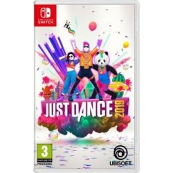 JUST DANCE 2019 PCSH (NSWITCH)