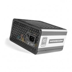 Zasilacz Modecom MC-600-S88 BLACK 600W ATX 2.31 80+Silver 120mm
