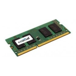 Pamięć DDR3 Crucial SODIMM 4GB 1600MHz CL11 Low Voltage 1,35V