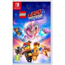 Lego Movie 2 Videogame (Lego Przygoda 2) (NSwitch)