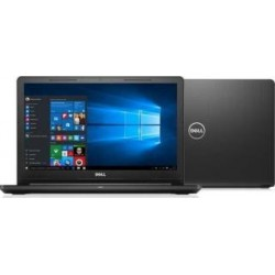 "Notebook Dell Vostro 3568 15,6""HD/i3-7020U/4GB/1TB/iHD620/10PR"