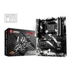 Płyta MSI B350 KRAIT GAMING /AMD B350/DDR4/SATA3/M.2/USB3.0/PCIe3.0/AM4/ATX