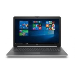 "Notebook HP 17-by0008nw 17,3""FHD/i3-7020U/4GB/1TB/iHD620/W10 Silver-Black"